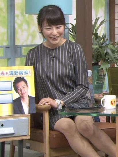 枡田絵理奈 ミニスカのデルタゾーンキャプ画像(エロ・アイコラ画像)