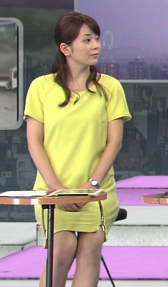 橋本奈穂子 ミニスカートキャプ・エロ画像2