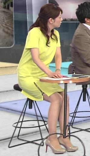 橋本奈穂子 ミニスカートキャプ・エロ画像3
