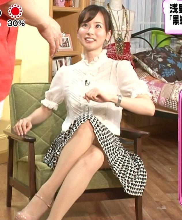 皆藤愛子 太ももキャプ・エロ画像4