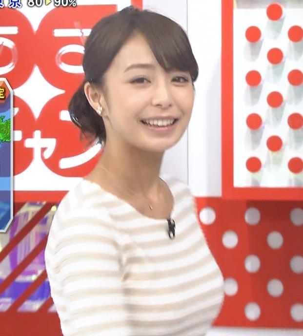 宇垣美里 TBSのGカップ女子アナキャプ画像(エロ・アイコラ画像)