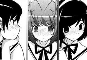 神のみぞ知るセカイ6巻女の子キャラクター