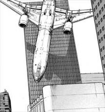 亜人4巻佐藤が飛行機テロ