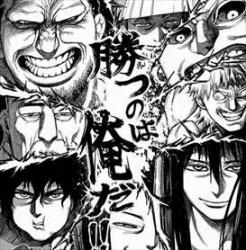 ケンガンアシュラ5巻キャラクターが濃い2