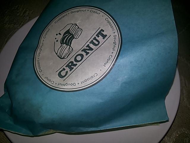Cronutドーナッツ