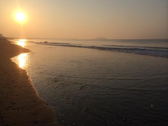 湘南フォトグラフ 茅ヶ崎の海