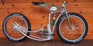 海外の面白いデザインの自転車画像